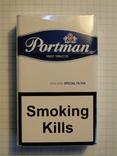 Сигареты PORTMAN Франция