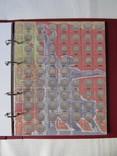 Комплект листов с разделителями для разменных монет СССР 1961-1991гг., фото №6