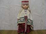 Кукла СССР ( парик), фото №3
