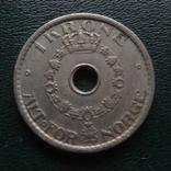 1  крона 1949  Норвегия   (2.2.16)~, фото №2