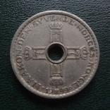 1  крона 1949  Норвегия   (2.2.16)~, фото №3