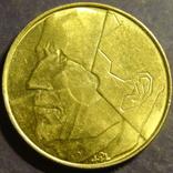 5 франків Бельгія 1993 Belgie, фото №3