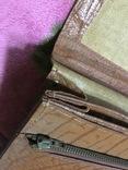 Винтажный кожаный портфель профессора, фото №14