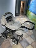 Детская коляска классическая Emmaljunga Edge Duo Combi (Швеция), фото №6