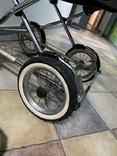 Детская коляска классическая Emmaljunga Edge Duo Combi (Швеция), фото №11