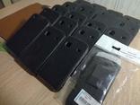 Чехлы на мобильные телефоны (новые) 20 шт. и чехол для планшета фото 4