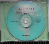 Vangelis, редкий диск, фото №3