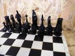 Старые шахматы с потерями, фото №8