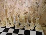 Старые шахматы с потерями, фото №9