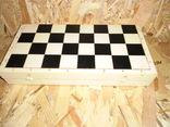 Старые шахматы с потерями, фото №12