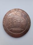 Настольная медаль. Польша., фото №5