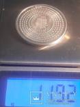 Нидерланды 5 евро, 2006 200 лет Налоговому ведомству Нидерландов, фото №4