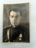 Фото военного. 1943г., фото №2