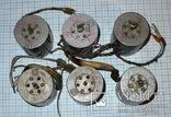 Электродвигатели УАД-32 6 штук, фото №2