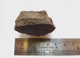 Кам'яний метеорит Kharabali (Харабалі) H5 28 грам, фото №6