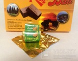 Коробка от конфет с Бали. С дурианом. С конфетой., фото №4