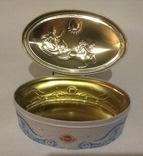Коробка от конфет Снежная Королева. Металл, жесть., фото №8