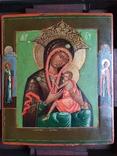 Богородица Овсепетая, подписная, датированная, фото №4