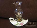 Лампа коллекционная - керосиново-маслянная., фото №4