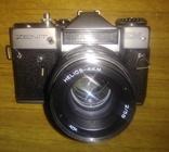 Фотоаппарат Зенит ЕМ Helios-44М, фото №2