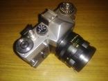 Фотоаппарат Зенит ЕМ Helios-44М, фото №4