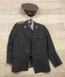Форма капитана милиции, фото №2