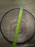 Фигурное стекло к керосиновой лампе с оттенком, фото №5
