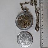 Молния,  карманные, знак качества, цепочка, фото №7