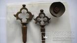 Самоварные краны и заглушка на  самовар, фото №4