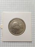 Великобритания. 1 крона. 1937 г. Серебро. 500 пр. 28,3 гр., фото №5