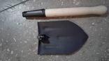 Разкладная саперная лопата, фото №2
