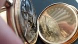 Годинник Elgin (золото 14к), фото №11