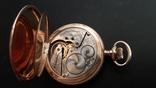 Годинник Elgin (золото 14к), фото №13