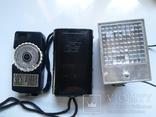 Фотоэлектрический экспонометр + фотовспышка, фото №2