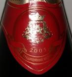 Шампанское Артемовское красное полусладкое 2005г., фото №5