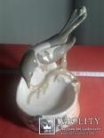 Пепельница Сорока,  полонное, фото №2