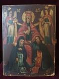 Икона БМ Печерская, фото №2