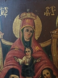 Икона БМ Печерская, фото №3