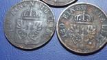 3 по 3 пфеннига 1862-1868 Пуссия, фото №6