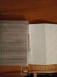 Капсули запаковані 100шт +прокладки +альбом на 60 монет, фото №4