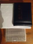 Капсули запаковані 100шт +прокладки +альбом на 60 монет, фото №9