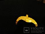 Античная Золотая Лунница., фото №4