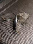 Часы zenith серебряные, фото №3