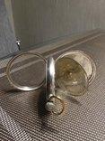 Часы zenith серебряные, фото №4