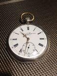 Часы zenith серебряные, фото №10