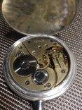 Часы zenith серебряные, фото №11