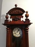 Настінний годинник Junghans, фото №9