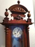Настінний годинник Junghans, фото №12