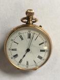 Золотые часы 19 в. Швейцария., фото №4