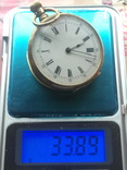 Золотые часы 19 в. Швейцария., фото №7